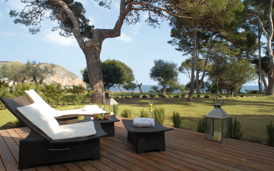 Relax and exclusivity in Can Simoneta Hotel- Canyamel - Mallorca