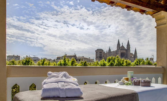 Preview exclusiver mallorca hotel can alomar palma masajes